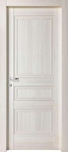 Wood Entry Doors, Wooden Front Doors, Arched Doors, The Doors, Panel Doors, Interior Door Colors, Oak Interior Doors, Door Design Interior, Exterior Doors