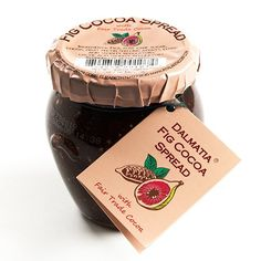Ficoco Fig and Cocoa Spread (8.5 ounce) * Click image for more details.