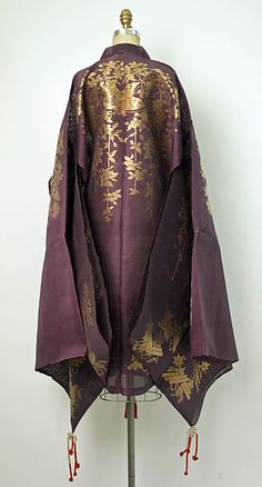 Non-Western Historical Fashion — Costume (Theatrical) century Japan You are in the right place about Women's Style minimalist Here Moda Vintage, Fantasy Dress, Character Outfits, Historical Clothing, Historical Costume, Mode Style, High Fashion, Fashion Fashion, Couture Fashion