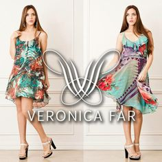 #Summer2014 : Vestido Saab & Vestido Miyake Corto by #VeroFar Gurruchaga 1755. Palermo soho. Tel 4832 7169.