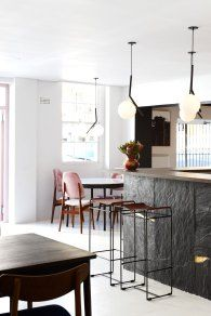 Mulberry & Prince Cape Town by Atelier Interiors.