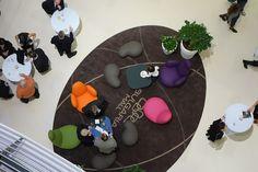 Nugget Design and Basic Collection, Bulgaria Mall Sofia #design #interior…