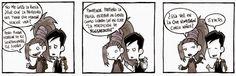 El Joven Lovecraft: Tira 62 - tomo IV