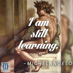 Ignudo from the Sistine Chapel ceiling Art Qoutes, Sistine Chapel Ceiling, Artist Quotes, Canvas Quotes, Writing Quotes, Michelangelo, Art Paintings, Artsy Fartsy, Art History