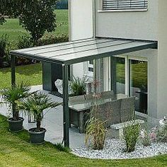 Pergola Ideas For Patio Pergola Patio, Metal Pergola, Patio Roof, Diy Patio, Backyard Patio, Modern Pergola, Small Pergola, Pergola Cover, Aluminum Pergola