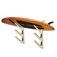 Talic Hangout 3-Board Rack, Stand Up Paddle Board Holder, Board Storage System, SUP, surfboard, windsurfer