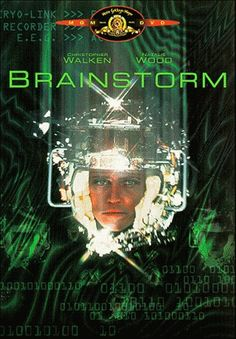 """$79.96 Brainstorm MGM - a compelling story about innovative technology and its potential for misuse by powerful forces. Not a particularly unique movie plot, to be sure, but """"Brainstorm"""" is still an intriguing film largely due to its solid cast and amazing special effects."""