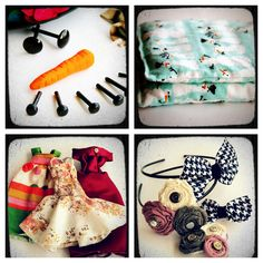 12 Handmade Days of Christmas: Such a sweet gift for your children.