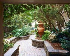 garden design ideas: landscaping ideas for small gardens
