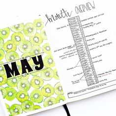 This monthly overview is lovely. #kiwi!!! And I really like the monthly overview page. I'll definitely be trying this for June. Great job @journalbydesign!#Repost @journalbydesign ・・・ Half way through the month! Hoping that this time next month I will be