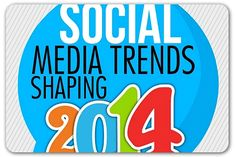 7 social media trends in 2014 | Articles | Home