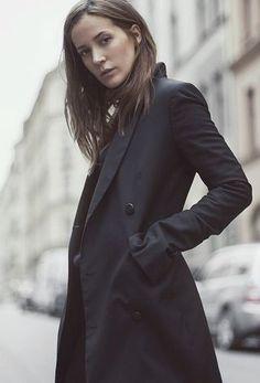 Fashion Inspiration | Tailored Jacket | Dust Jacket | Bloglovin'