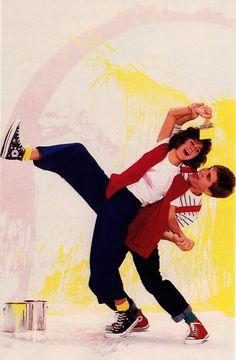 Converse All Stars, Seventeen, August 1985.
