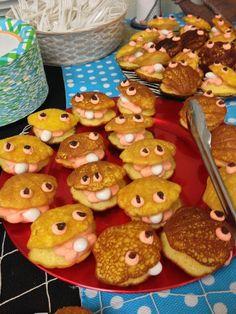 Clam cakes