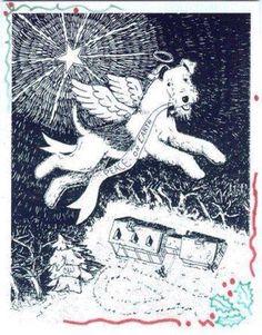 WFT Christmas card.