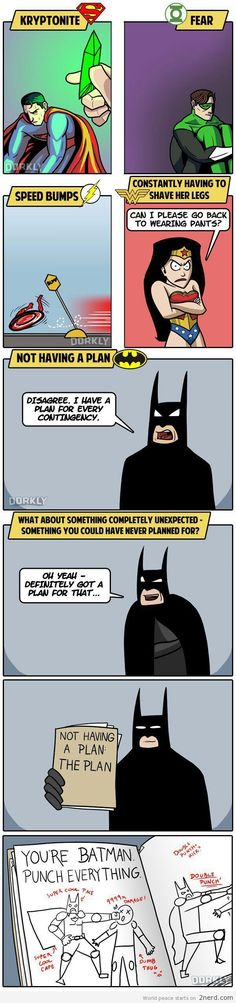 Superhero Problems - http://2nerd.com/comics/superhero-problems/