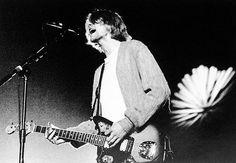 Troubled Life of Nirvana's Kurt Cobain Unfolds In New Film • APR 23, 2015