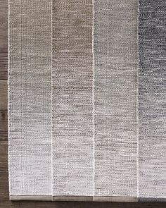 Perennials® Heathered Ombré Outdoor Rug - RH - Sand, Mocha, Fog, Iron, in variety of sizes Outdoor Rugs, Outdoor Gardens, Naples Florida, Floor Rugs, Great Rooms, Perennials, Pattern, Cabana, Sunroom