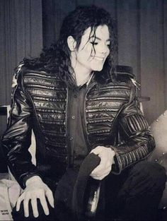 MJ - He is so cute