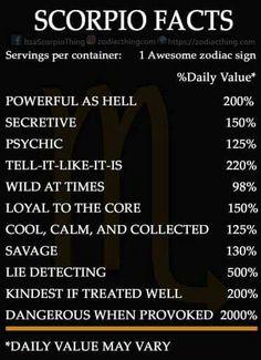 Scorpio facts horoscope of scorpio, the scorpio, scorpio zodiac quotes, scorpio funny, Horoscope Scorpio, Scorpio Traits, Scorpio Zodiac Facts, Scorpio Quotes, Zodiac Quotes, Gemini, Aquarius, Horoscopes, Scorpio Funny