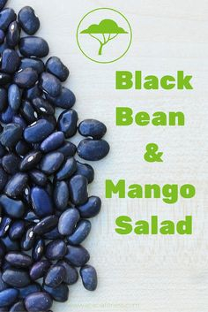 Black Bean &Mango Salad