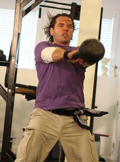 Modern Monday - Super Bowl Special Edition. Your pre-game Kettlebell exercise routine @usplabs