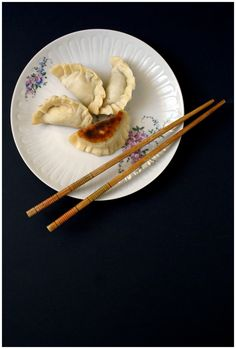 Vegane Jiaozi mit Shiitake und Weißkohl | Compliment to the Chef