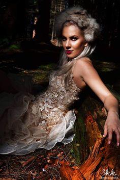 forest, women, photography, fairy, model , girl, weeding dress, slovakia,   3kk Fantasy Forest, Weeding Dress, Forest Girl, Girl Photography, Fairy, Model, Dresses, Gowns