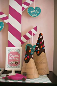 Sugar Rush Bakery Party | CatchMyParty.com