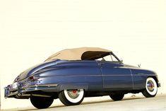 1950 Packard Victoria Super Deluxe Convertible  - Barrett-Jackson Auction Company