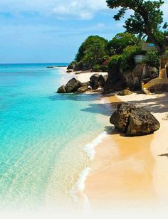 #Barbados #beach #beautiful Stay on the west side of the isle the East Atlantic coast is fierce and windy.