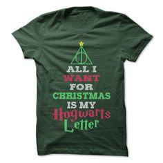 Hogwarts Letter For Christmas - 1