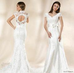 http://www.weddinginspirasi.com/2014/01/30/alice-design-2014-wedding-dresses-vintage-love-bridal-collection/ Top #wedding dress picks from Alice Design 2014 Vintage Love Bridal Collection #weddingdresses #bridal #weddinggowns #editorspicks #weddings