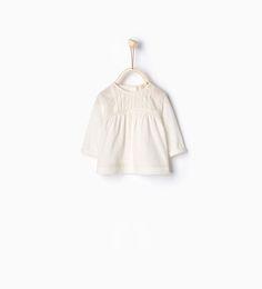 ZARA - ENFANTS - T-shirt romantique 9,95