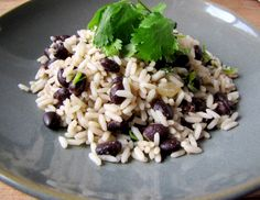 Black Beans and Rice | Tasty Kitchen: A Happy Recipe Community! **Easy, great tasting side**
