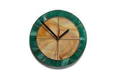 Moderno reloj de pared Simple decoración funcional por ZangerGlass