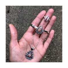 Silver Work, Arrow Necklace, Collections, Jewels, Stone, Mini, Instagram Posts, Rock, Bijoux