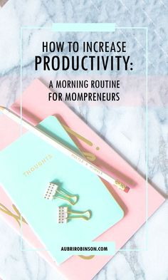 Let's be real. How we begin our day as mompreneurs sets the tone for the whooole rest of day. And as busy moms and entrepreneurs, we need to start the day right so we get more #werk done in less time. Gain positive momentum by engaging in a morning routine that will put you in the mindset and pattern of success. Here are 10 things productive mompreneurs should do to increase their productivity. #mompreneur #momtrepreneur #entrepreneur #entrepreneurship #ladyboss #momboss http...