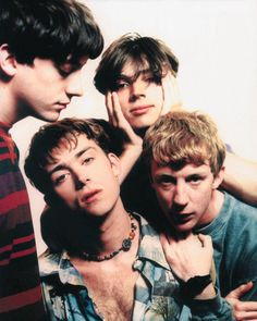 Find images and videos about blur on We Heart It - the app to get lost in what you love. Damon Albarn, Gorillaz, Blur Band, Charlie Brown Jr, Indie, The Wombats, Band Photography, Jamie Hewlett, Britpop