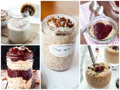 13 Overnight Oats Recipes to Jumpstart Your Morning