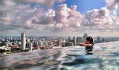Las 10 mejores piscinas urbanas del mundo