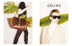 Céline F/W 11.12 : Emilia Nawarecka, Kirsi Pyrhonen & Monika Sawicka by Juergen Teller