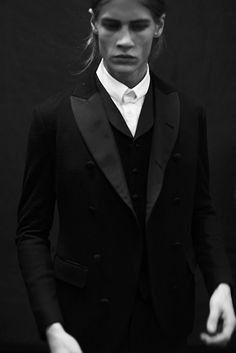 Giorgio Armani. Photo by Filippo Mutani