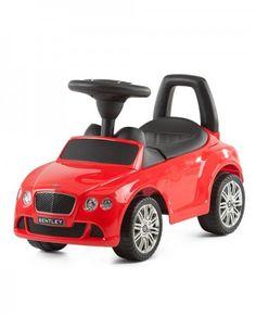Chipolino Bentley bébitaxi white, kényelmes, játéktárolós, könnyen… Panda, Red, Pandas
