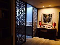 Miles and Lincoln | Laser cut screens, laser cut panels | Gallery