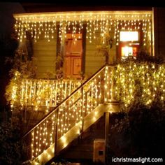 House decorative Christmas lights in China