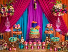 "Moroccan / Birthday ""Moroccan night"" 