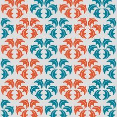 NFL patterns on Behance Pattern Art, Pattern Design, Fabric Patterns, Print Patterns, Graphic Patterns, Graphic Design, Background Templates, Repeating Patterns, Creative Inspiration