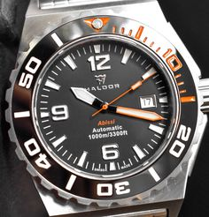 Haldor Abissi 1000m Watch Review Wrist Time Reviews