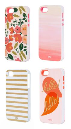 Super cute iphone5 Cases - want them all! First I need to upgrade to an iPhone 5. Lol